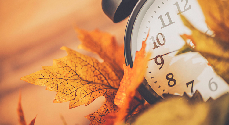 The Difference an Hour Will Make This Fall [INFOGRAPHIC]
