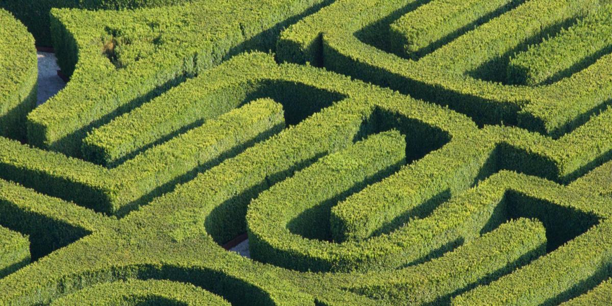 Best Mortgage Maze