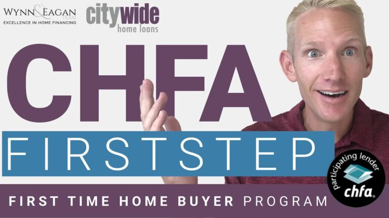CHFA FirstStep – First Time Home Buyer Program