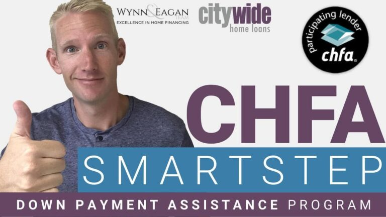 CHFA SmartStep Down Payment Assistance Program