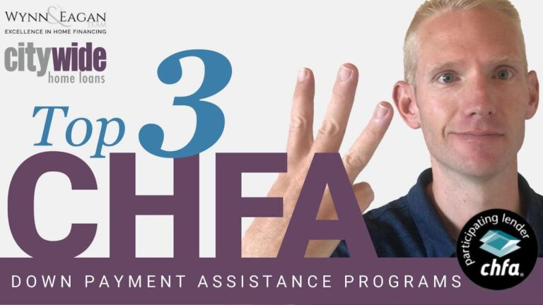 Top 3 CHFA Down Payment Assistance Programs