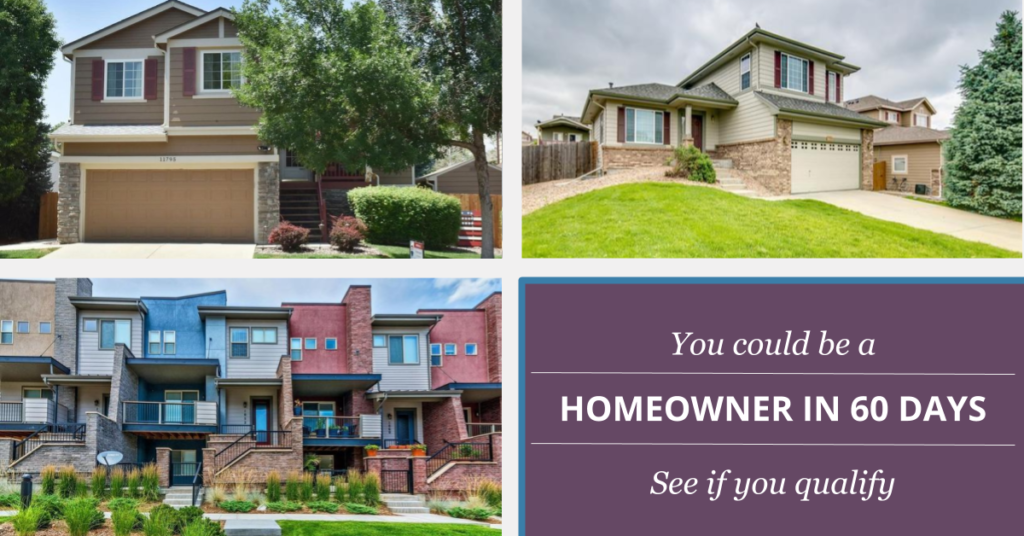 Colorado First Time Home Buyer
