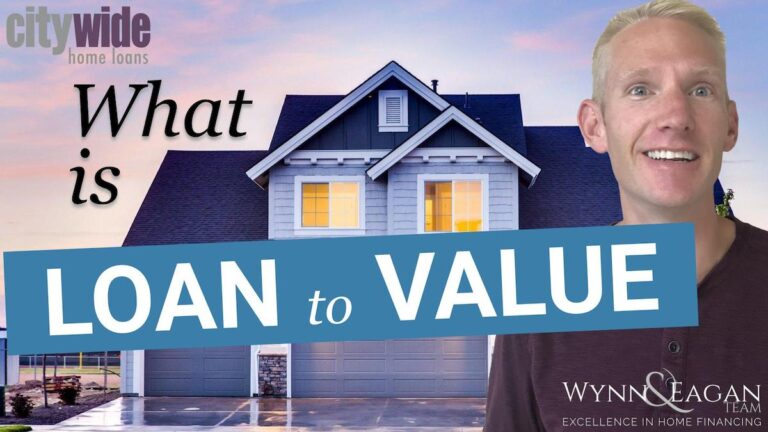 What is Loan to Value? (LTV) And Why You Should Care!